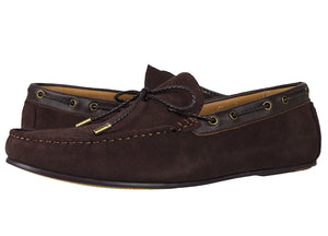 Load image into Gallery viewer, Tomaz C318 Suede Leather Braided Loafers (Coffee) - Tomaz Shoes (757153628249)