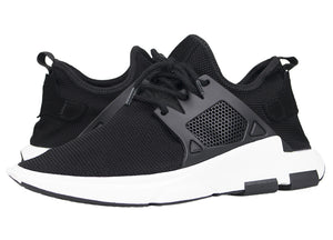 Tomaz 325 Running Knit (Black) - Tomaz Shoes