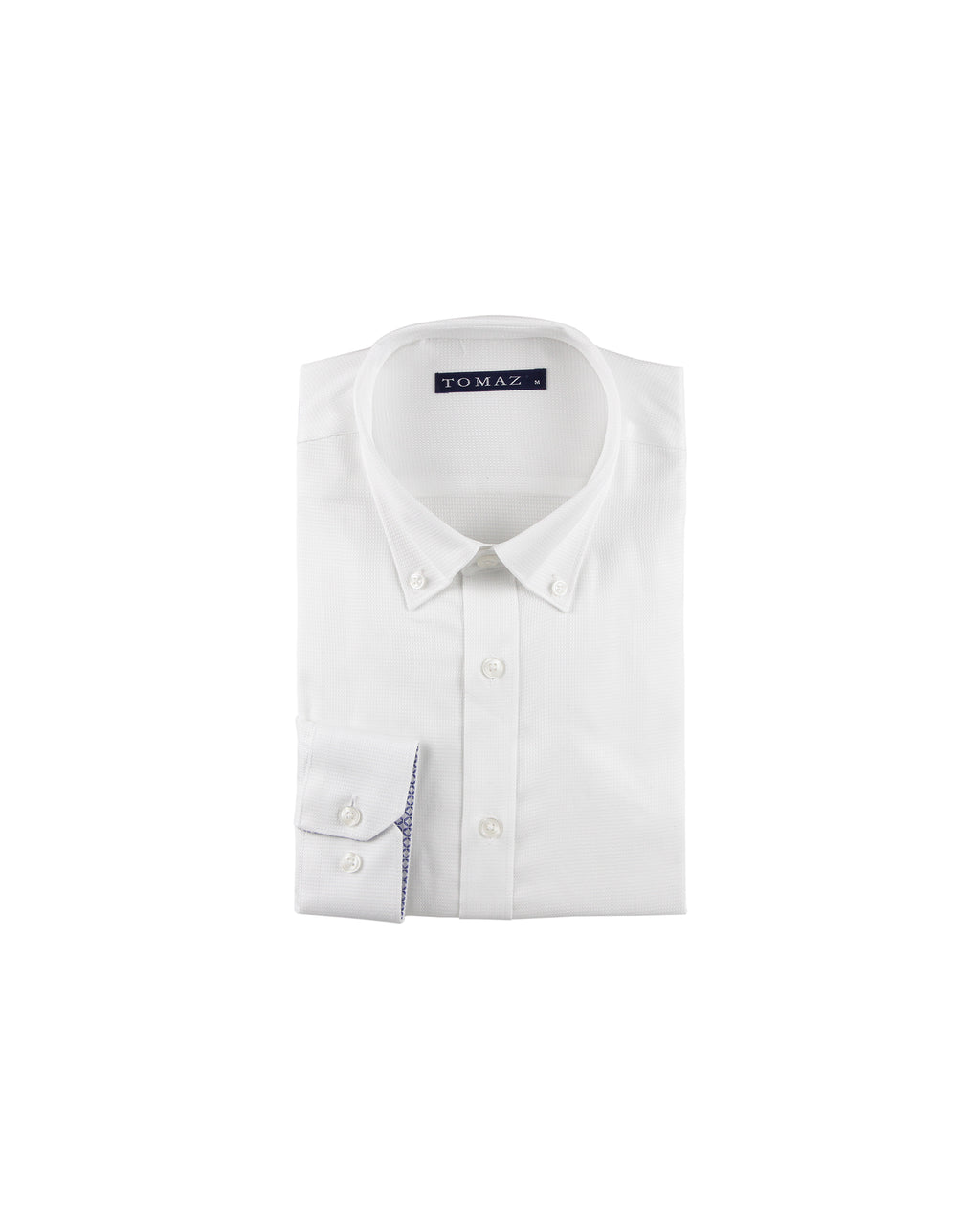 Tomaz TSW04 Formal Shirt (White)