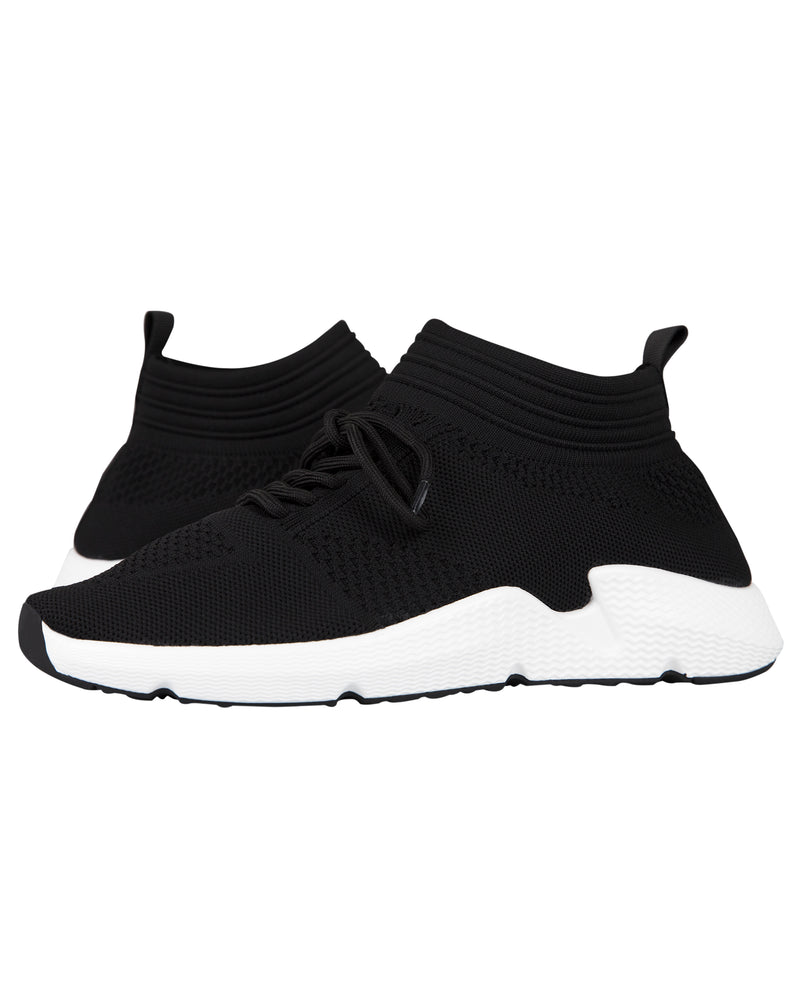 Load image into Gallery viewer, Tomaz TR1002 Running Sneakers (Black) mens shoes sneaker, men's casual sneakers, Men sneakers, Men sneakers on sale, Men sneakers 2020, Men's sneakers on sale near me, Men's running sneakers on sale.