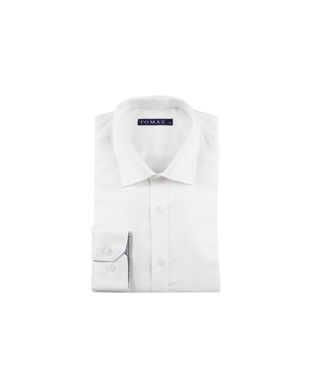 Tomaz TSW05 Formal Shirt (White)