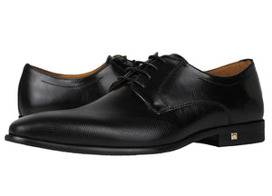 Tomaz F111 Lace Up Formal (Black) - Tomaz Shoes