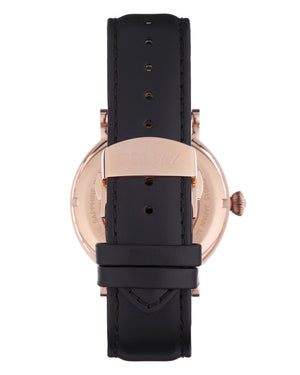 Load image into Gallery viewer, Tomaz Men's Watch TW015 (Rose Gold/Black)