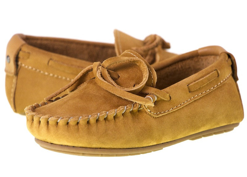 Load image into Gallery viewer, Tomaz C261 Ribbon Tassel Moccasins (Yellow) - Tomaz Shoes (10303348808)