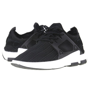 Tomaz 225 Running Knit (Black) - Tomaz Shoes