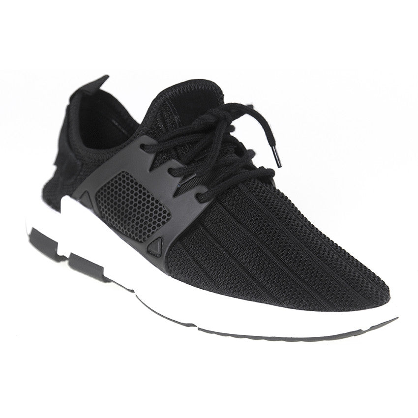 Tomaz 225 Running Knit (Black) - Tomaz Shoes (9697425352)