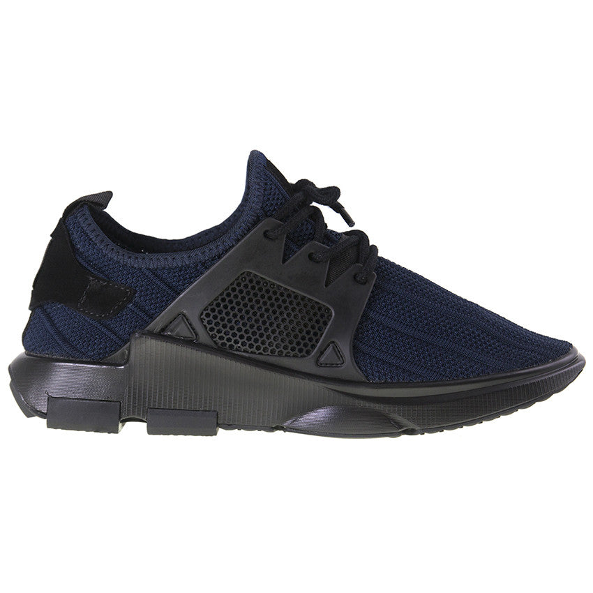 Tomaz 225 Running Knit (Blue) - Tomaz Shoes (9697723464)