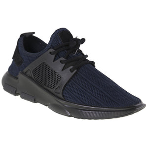 Tomaz 225 Running Knit (Blue) - Tomaz Shoes