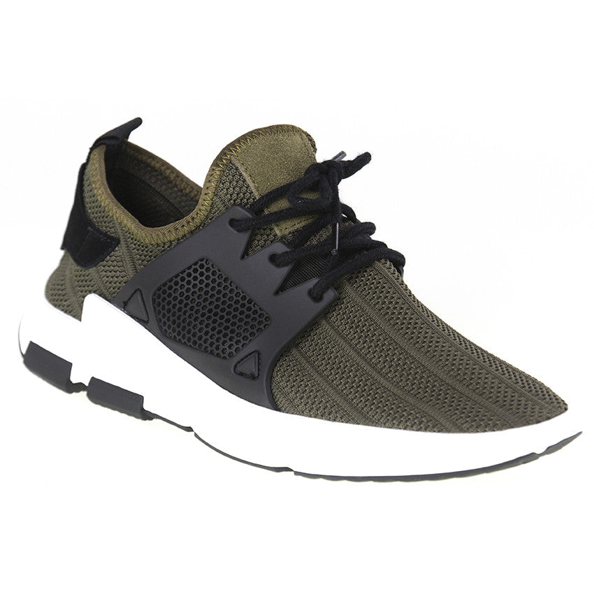 Tomaz 225 Running Knit (Green) - Tomaz Shoes (9697683720)