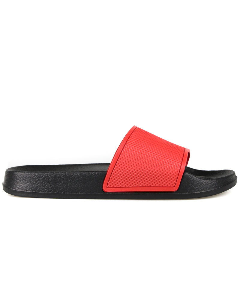 Load image into Gallery viewer, Tomaz 27153 Mens Sandals (Red)
