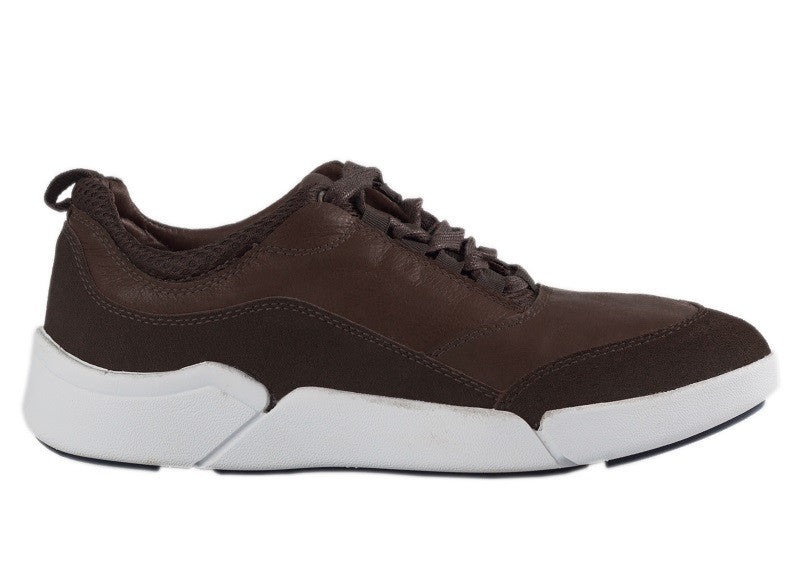 Tomaz C288 Leather Sneakers (Coffee) - Tomaz Shoes (10315614984)