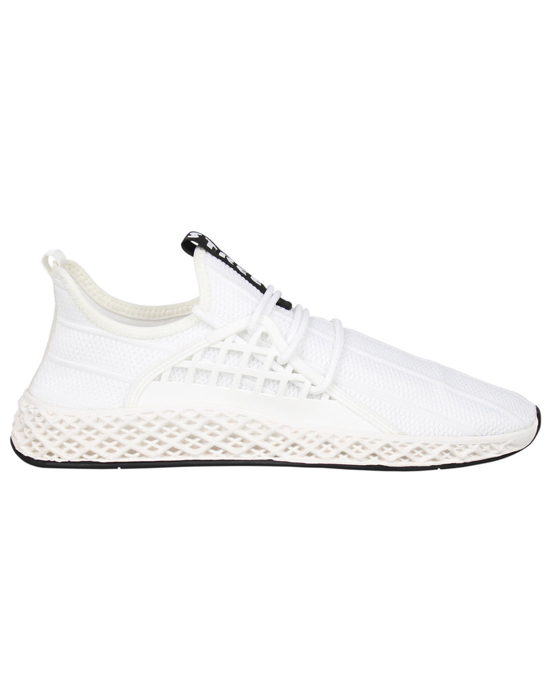 Tomaz C384 Casual Sneakers (White)