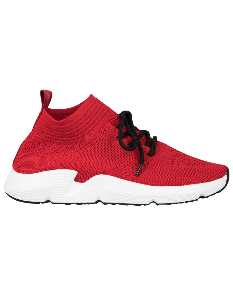 Tomaz TR1002 Running Sneakers (Red)
