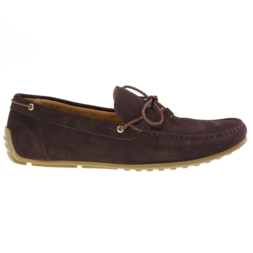 Tomaz BF002 Suede Moccasins (Coffee) - Tomaz Shoes (8852020104)