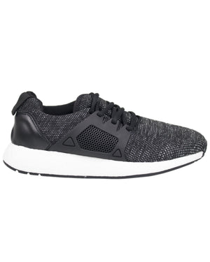 Load image into Gallery viewer, Tomaz TR238 Primeknit (Black) mens shoes sneaker, men's casual sneakers, Men sneakers, Men sneakers on sale, Men sneakers 2020, Men's sneakers on sale near me, Men's running sneakers on sale.