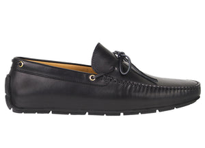 Tomaz C332 Slip On Loafers (Black) - Tomaz Shoes