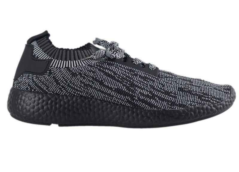 Tomaz TR004 Running Knit (Black.White) (381207871517)