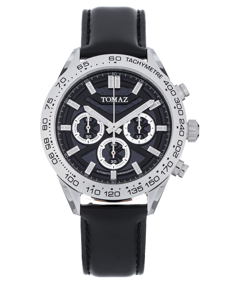 Load image into Gallery viewer, Tomaz Men's Watch TW011 (Silver/Navy)