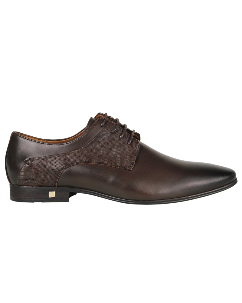 Tomaz F181 Lace Up Formal (Coffee) men shoe, men's shoe, men's italian dress shoes, men's dress shoes guide, men's dress shoes near me, dress shoes men, famous footwear near me, famous footwear locations, shoe store near me, best formal shoes, formal shoes
