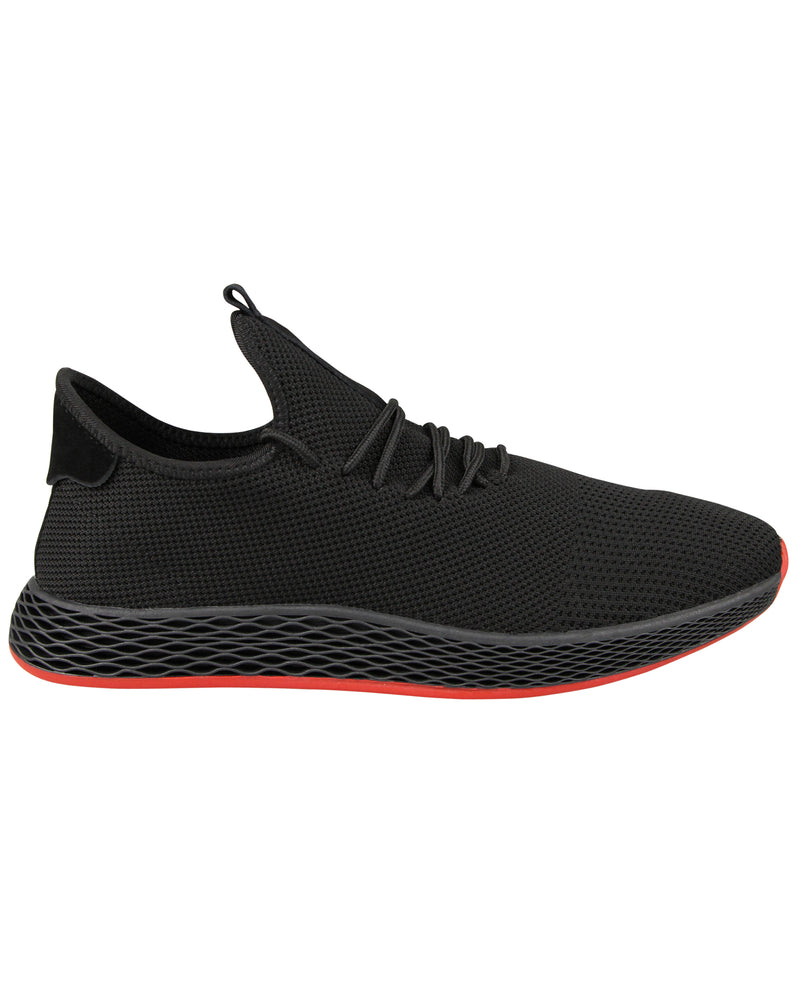 Tomaz TR290 Running Sneakers (Black) mens shoes sneaker, men's casual sneakers, Men sneakers, Men sneakers on sale, Men sneakers 2020, Men's sneakers on sale near me, Men's running sneakers on sale.