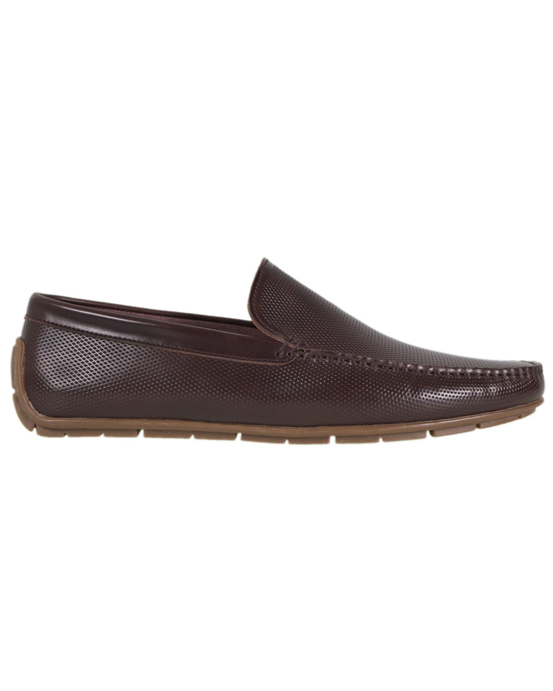 Load image into Gallery viewer, Tomaz C294 Perforated Slip On Moccasins (Coffee) men's shoes casual, men's dress shoes, discount men's shoes, shoe stores, mens shoes casual, men's casual loafers men's loafers sale, men's dress loafers, shoe store near me.