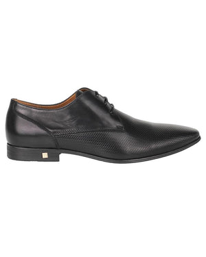 Tomaz F177 Lace Up Formal (Black) - Tomaz Shoes