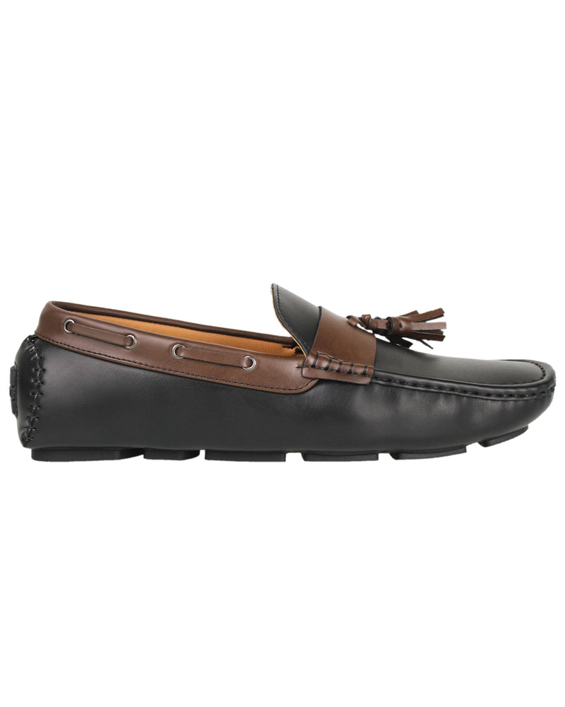 Tomaz C353 Tassel Moccasins (Black) men's shoes casual, men's dress shoes, discount men's shoes, shoe stores, mens shoes casual, men's casual loafers men's loafers sale, men's dress loafers, shoe store near me.