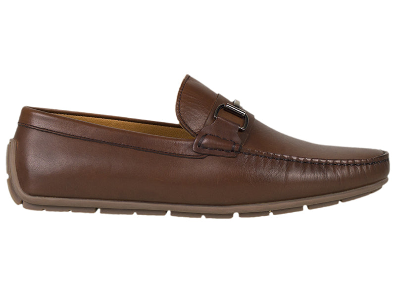 Tomaz C333 Front Buckled Loafers (Coffee) - Tomaz Shoes (782161412185)