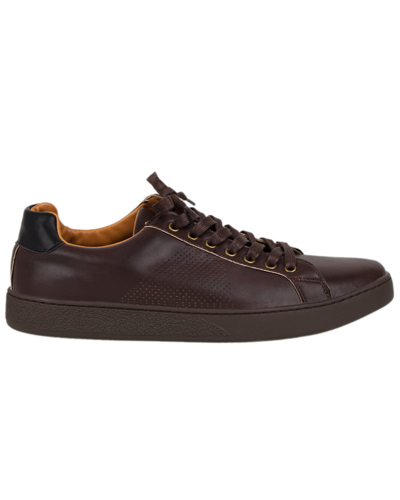 Tomaz TR999 Mens Sneakers (Coffee)