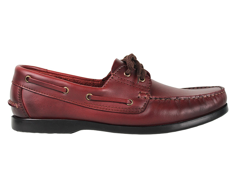 Tomaz 08578 Calf Leather Boatshoes - Tomaz Shoes (9673223624)