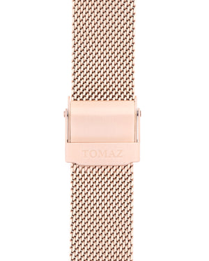 Load image into Gallery viewer, Tomaz Ladies Watch TQ017L (Rose Gold/Black)