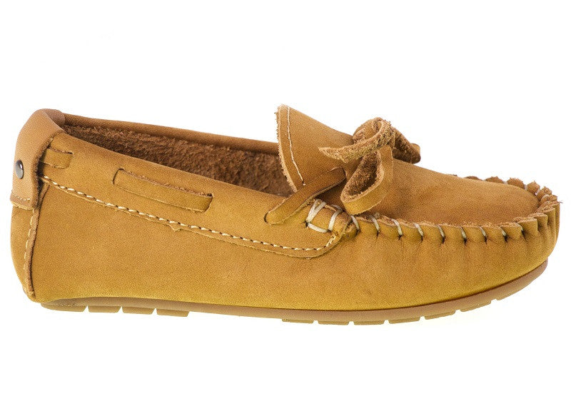 Tomaz C261 Ribbon Tassel Moccasins (Yellow) - Tomaz Shoes (10303348808)