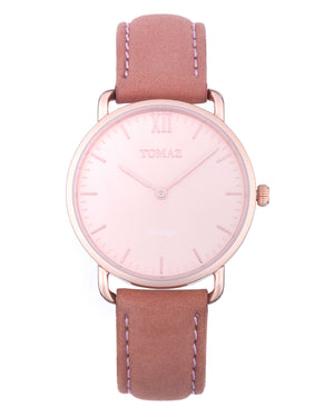 Load image into Gallery viewer, Tomaz Ladies Watch G1L-D7B (Rose Gold/Pink)
