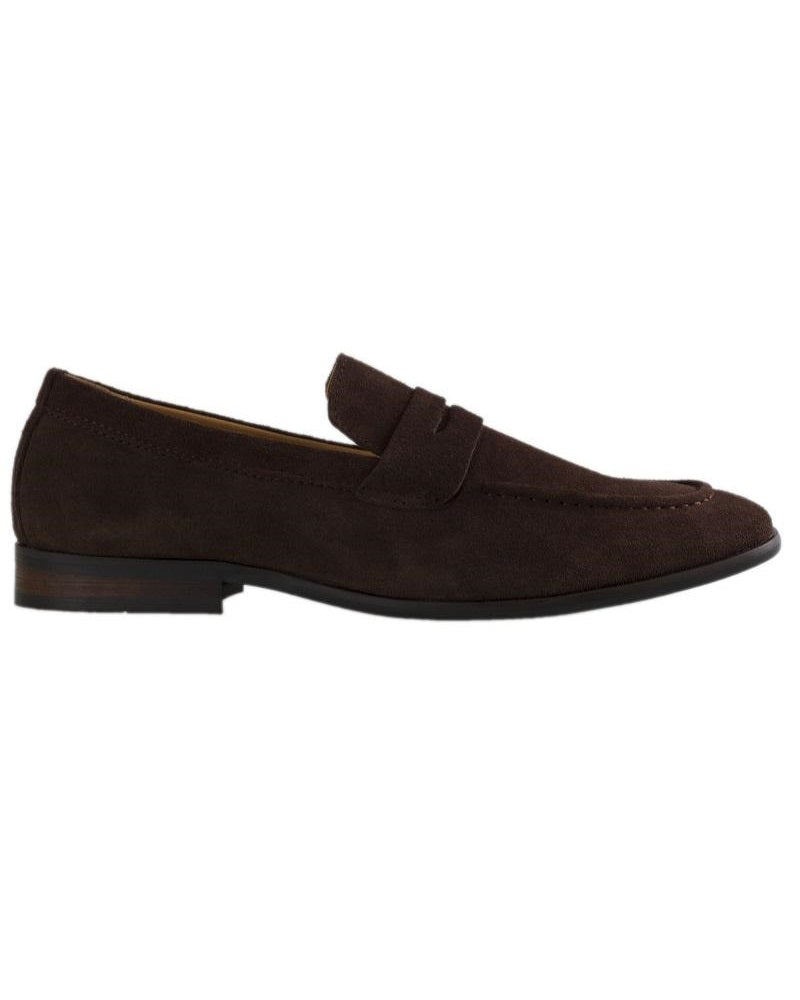 Load image into Gallery viewer, Tomaz F132 Penny Loafers (Coffee) (10718615752)