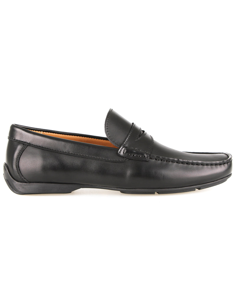 Tomaz C408 Penny Loafers (Black)