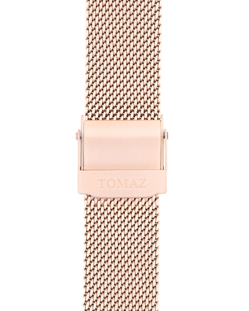 Load image into Gallery viewer, Tomaz Ladies Watch G1L-D10 (Rose Gold/Purple Marble)