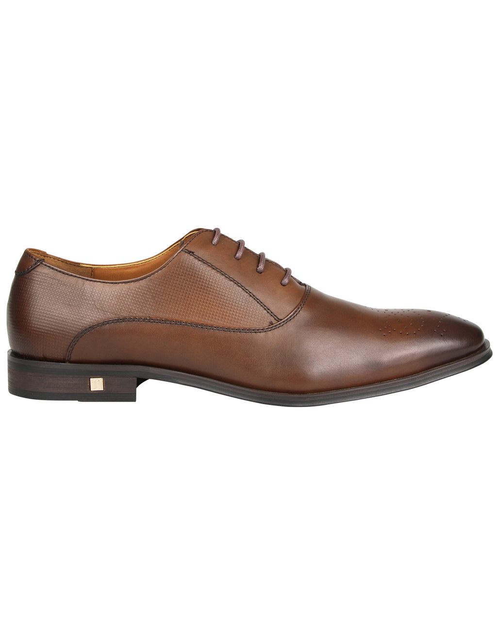 Tomaz F175 Lace Up Formal (Coffee)