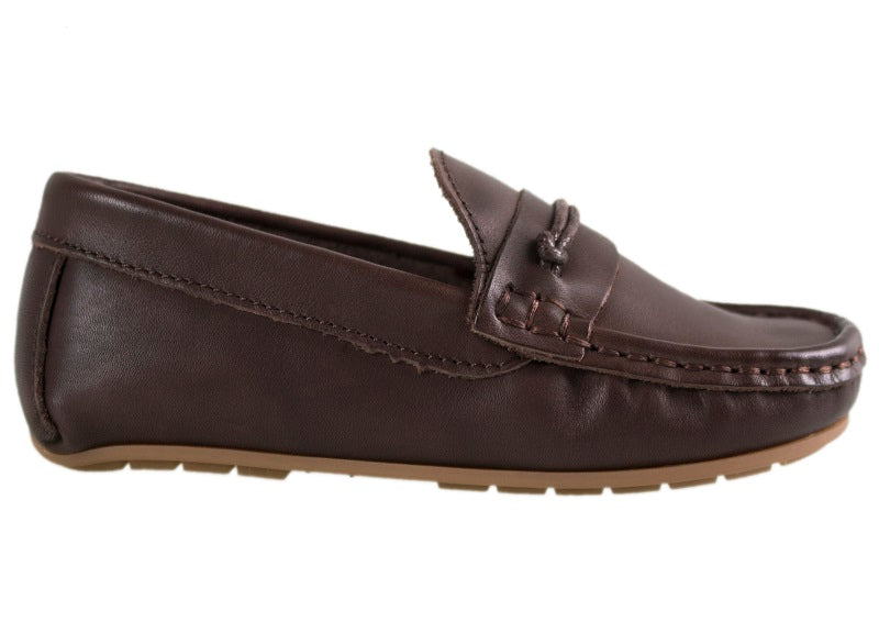 Tomaz C307 Penny Loafers (Coffee) - Tomaz Shoes (10469690248)