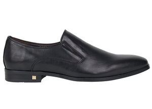 Load image into Gallery viewer, Tomaz F162 Formal Slip On (Black) - Tomaz Shoes (420742299677)