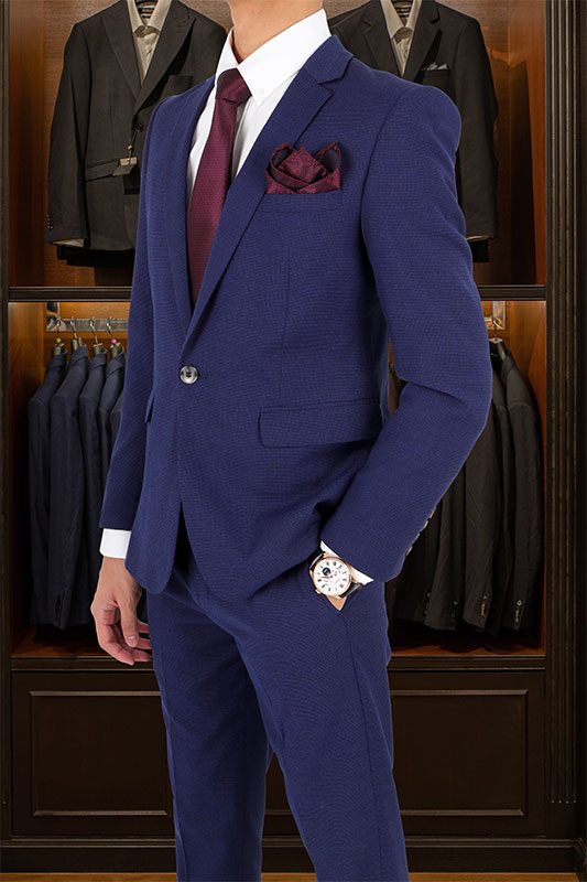 Tomaz 71788-4 Single Breasted Blazer (Navy) suits for men, blazer, blazer for men, blazer murah, blazer lelaki, casual blazer blazer coat, black blazer, tuxedo, tux, tuxedo suit, tuxedo Malaysia murah, blazer bawah RM 300