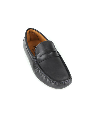 Load image into Gallery viewer, Tomaz C323 Penny Moccasins (Navy) men's shoes casual, men's dress shoes, discount men's shoes, shoe stores, mens shoes casual, men's casual loafers men's loafers sale, men's dress loafers, shoe store near me.
