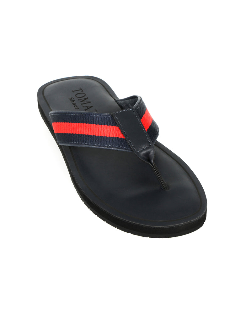 Load image into Gallery viewer, Tomaz C411 Mens Sandals (Navy)