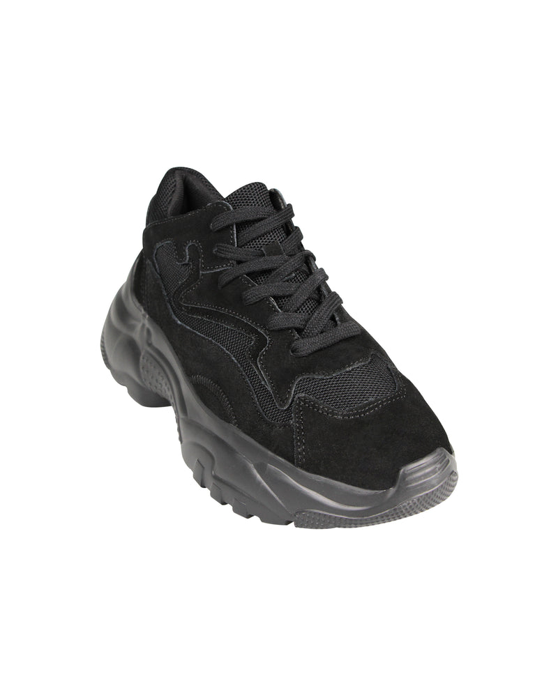 Load image into Gallery viewer, Tomaz TBB02 Casual Sneakers (Black)