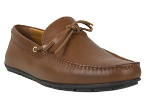 Tomaz C332 Slip On Loafers (Coffee) - Tomaz Shoes