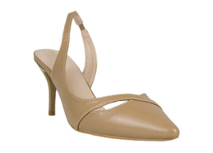 Tomaz MNY2 Leather Heels (Beige)