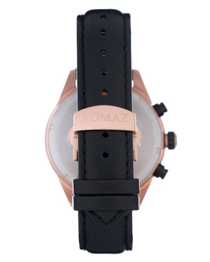 Load image into Gallery viewer, Tomaz Men's Watch TW011 (Rose Gold/Grey)