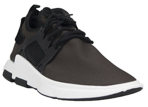 Tomaz 325 Running Knit (Khaki) - Tomaz Shoes