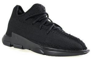 Tomaz 228 Running Knit (Black) - Tomaz Shoes