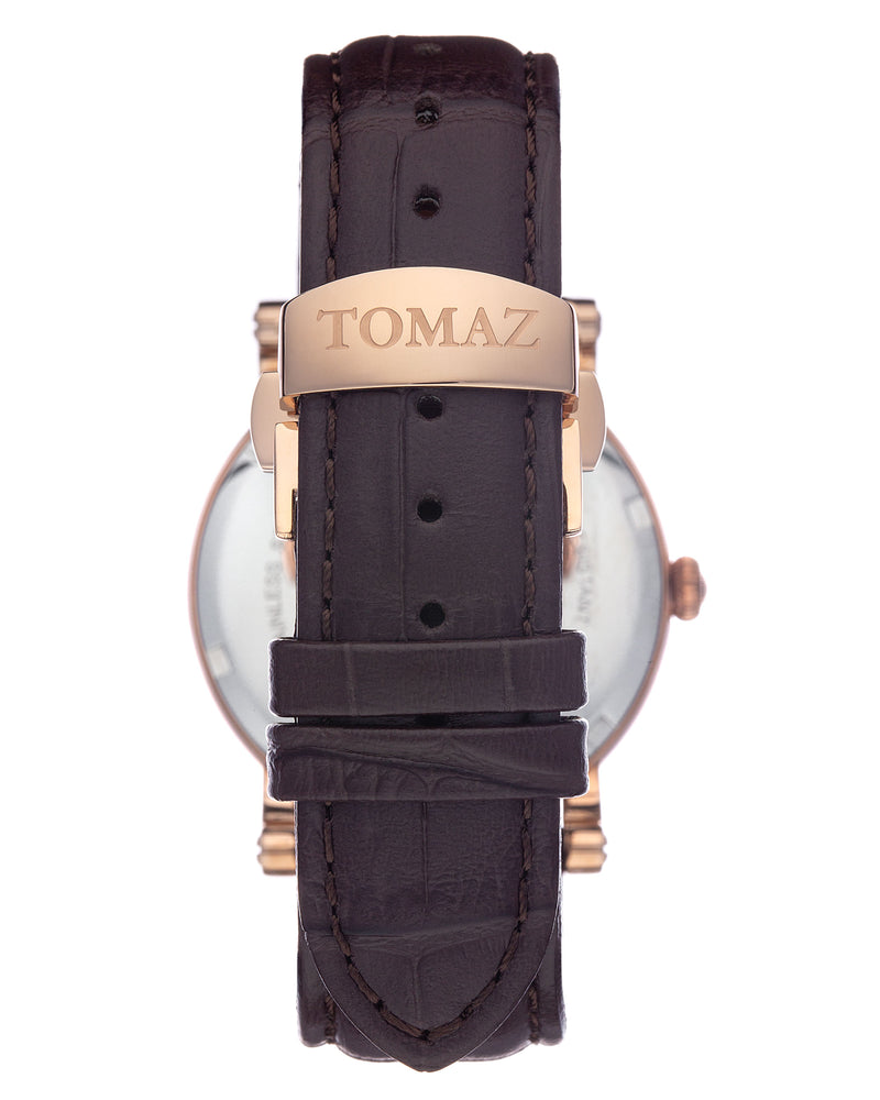 Load image into Gallery viewer, Tomaz Ladies Watch TQ007 (Rose Gold/Rose Gold)