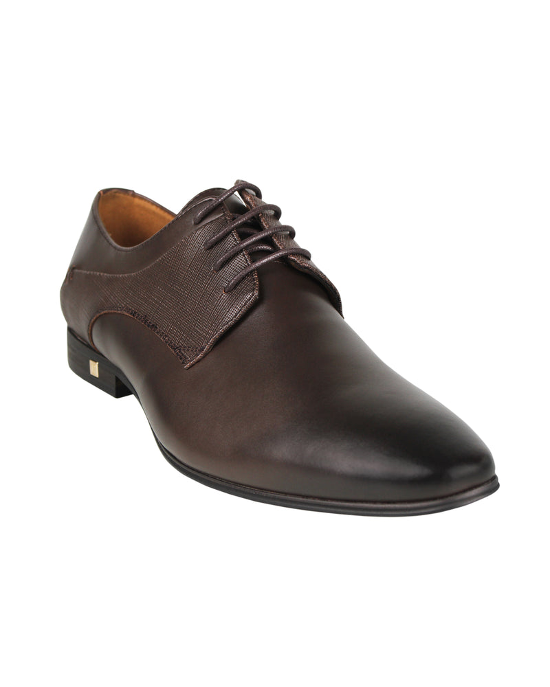 Load image into Gallery viewer, Tomaz F181 Lace Up Formal (Coffee) men shoe, men's shoe, men's italian dress shoes, men's dress shoes guide, men's dress shoes near me, dress shoes men, famous footwear near me, famous footwear locations, shoe store near me, best formal shoes, formal shoes